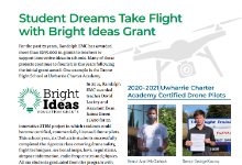 Thumbnail of Drone Newsletter Article
