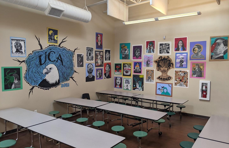 Art Installation for Monster Night!